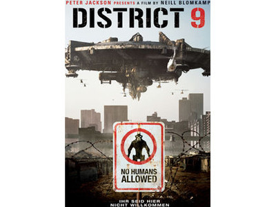 District 9 © Watchever
