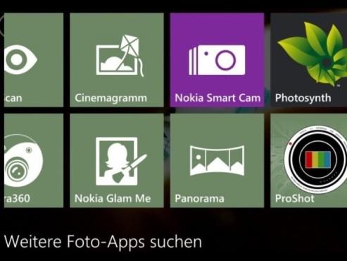 Foto-Apps ©COMPUTER BILD