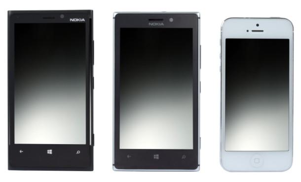 Lumia 925 im Vergleich ©COMPUTER BILD