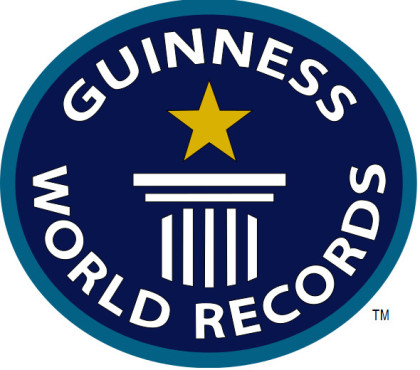 Logo: Guinness-Buch der Rekorde © Guinness World Records Limited