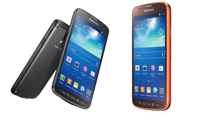 Galaxy S4 Active ©Samsung/Montage: COMPUTER BILD