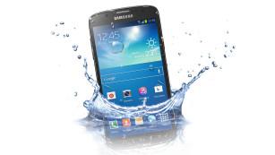 Wasserdicht: Galaxy S4 Active ©Samsung