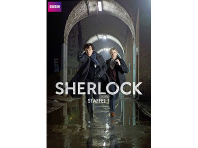 Platz 10: Sherlock © Watchever