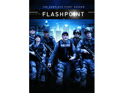 Platz 17: Flashpoint © Watchever