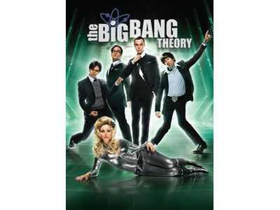 Platz 2: The Big Bang Theory – Staffel vier © Watchever