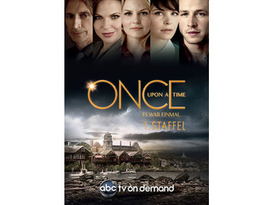 Platz 4: Once Upon a Time - Es war einmal ... © Watchever