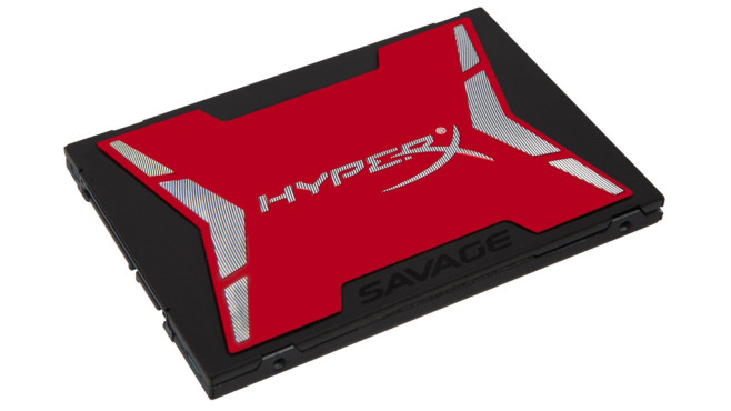 Kingston HyperX Savage 480 GB © Kingston