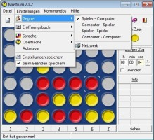 Screenshot 3 - Mustrum