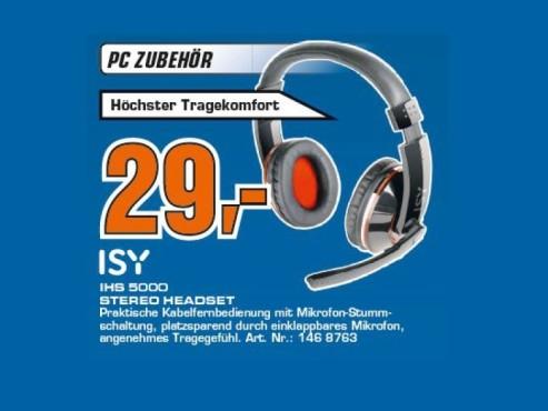 ISY IHS 5000 ©Saturn