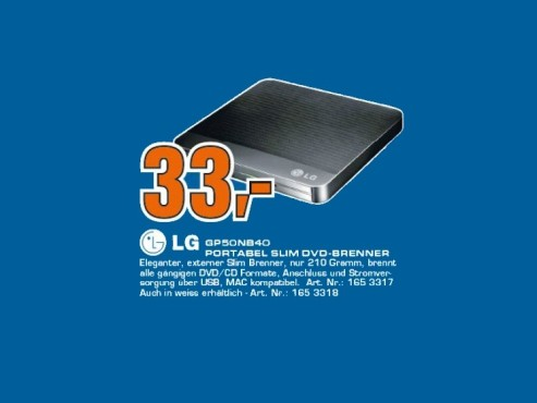LG GP50NB40 ©Saturn