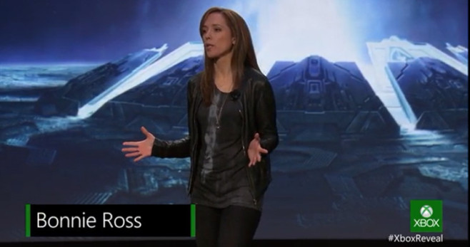 343 Industries: Bonnie Ross © Microsoft