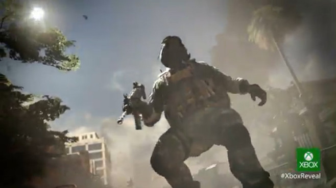 Call of Duty – Ghosts: Charakter ©Activision