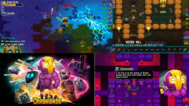 Crashlands © Butterscotch Shenanigans
