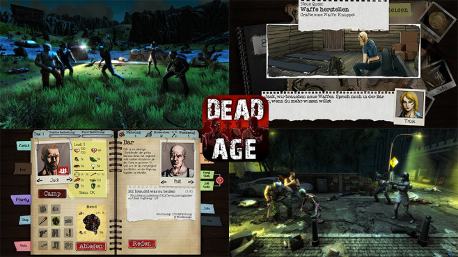 Dead Age © Headup Games