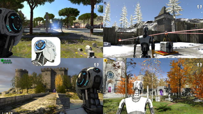 The Talos Principle © Devolver Digital