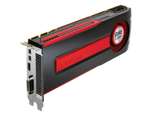 AMD Radeon HD 7970 GHz Edition © AMD
