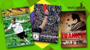 Fußball-Filme – exklusiv auf Watchever ©Watchever, COMPUTER BILD