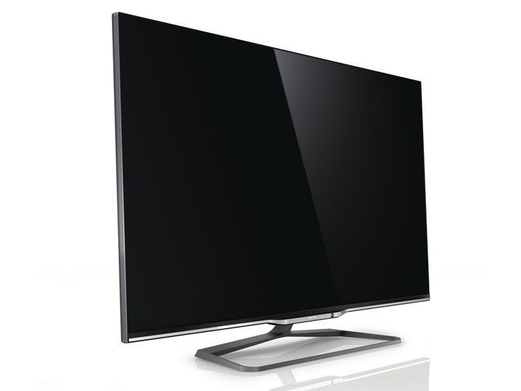 philips 47pfl7008k test 3d fernseher mit ambilight. Black Bedroom Furniture Sets. Home Design Ideas