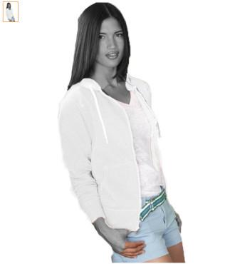 Model: halb bunt, halb schwarz-weiß ©psdisasters.com