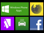 Windows Phone 8 Apps © � Microsoft, Nokia, Facebook Inc., PompolutZ, Rudy Huyn