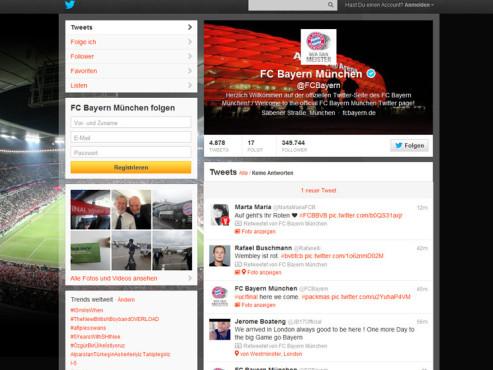 FC Bayern München ©COMPUTER BILD