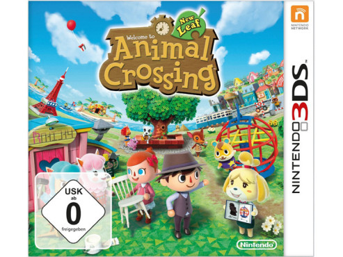 Animal Crossing – New Leaf © Nintendo