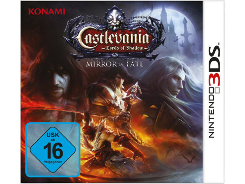 Castlevania: Lords of Shadow – Mirror of Fate © Nintendo