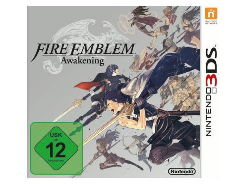 Fire Emblems – Awakening © Nintendo