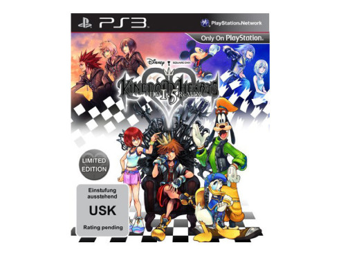 Kingdom Hearts HD 1.5 ReMix © Square Enix
