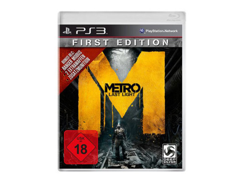 Metro – Last Light (First Edition) © Koch Media GmbH