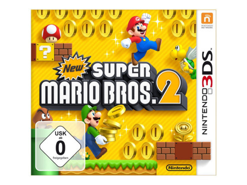 New Super Mario Bros. 2 © Nintendo