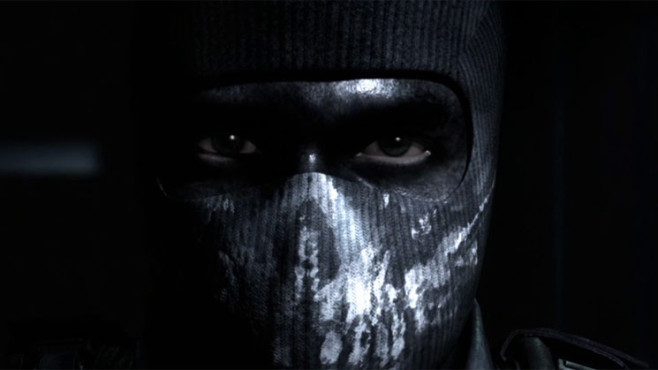 Call of Duty � Ghosts: Augen © Activision