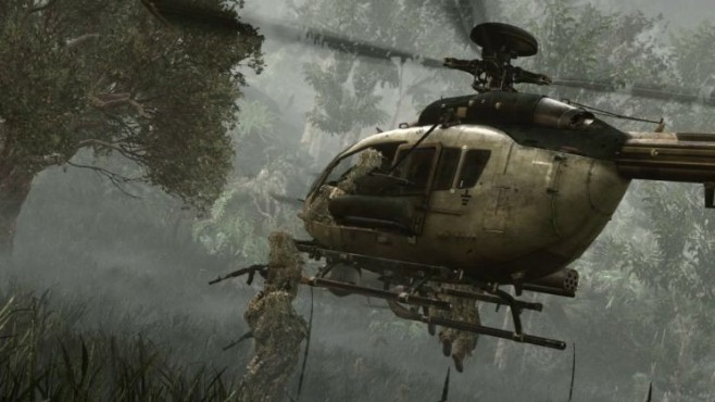 Actionspiel Call of Duty – Ghosts: Hubschrauber © Activision Blizzard