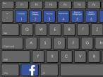 Facebook-Shortcuts ©Facebook, COMPUTER BILD