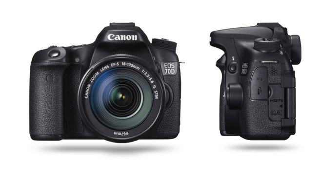 Canon EOS 70D ©Canon