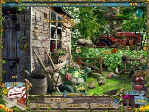 Screenshot Farmington Tales – Geschichten vom Land © Intenium