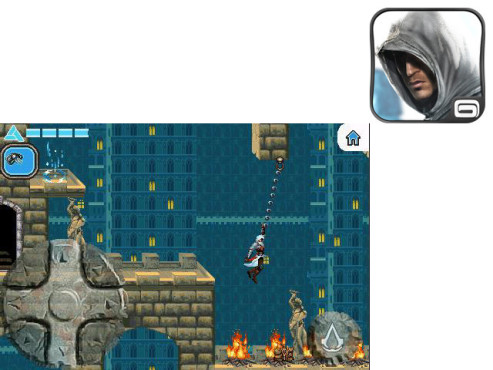 Assassin's Creed – Altair's Chronicles © Gameloft