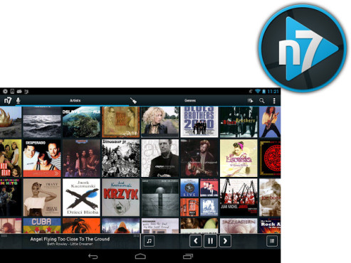 n7player Music Player © N7 Mobile Sp. z o.o.