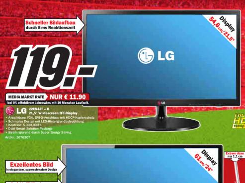 LG 22EN43T ©Media Markt