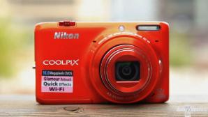 Nikon Coolpix S6500 ©COMPUTER BILD