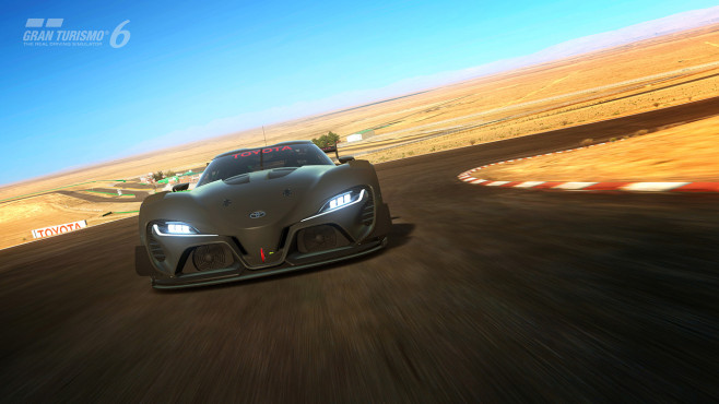 GT 6: Toyota FT-1 ©&nbs