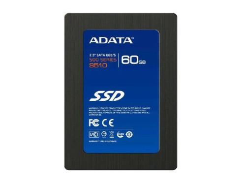 A-DATA S510 Series 60GB ©A-DATA