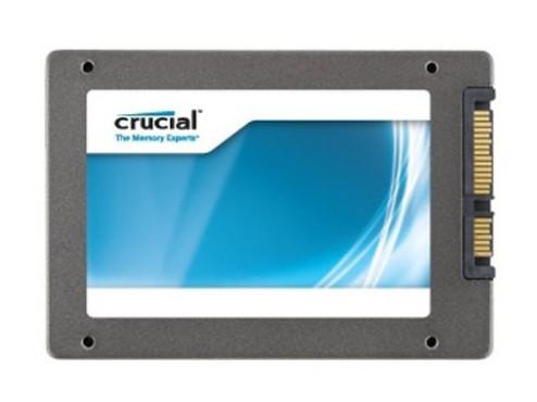Crucial m4 64GB SSD 2.5 SATA III ©Crucial