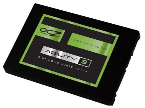 OCZ Agility 3 60GB SATA III 2.5 SSD ©OCZ