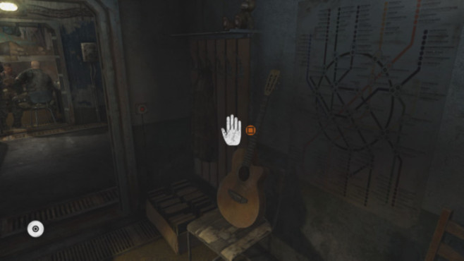 Metro – Last Light: Gitarre © Koch Media