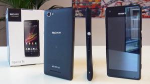 Sony Xperia M ©COMPUTER BILD