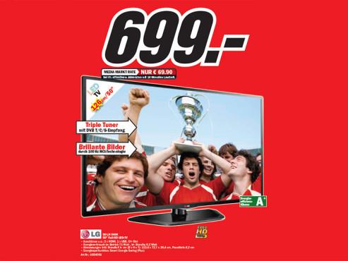 LG 50LN5406 ©Media Markt