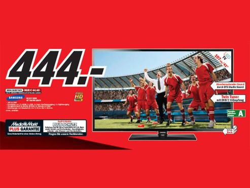 Samsung UE42F5000 ©Media Markt