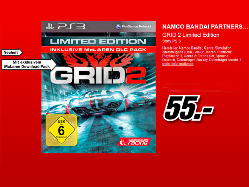 Spielesoftware © Media Markt