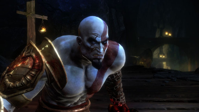 Actionspiel God of War 3 © Sony